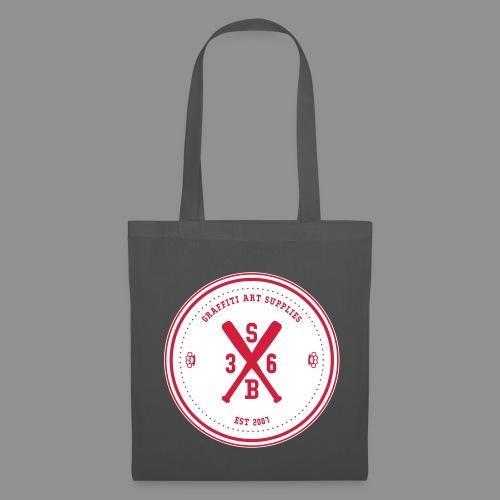 Sketch Books Logo (Baseball) - Stoffbeutel
