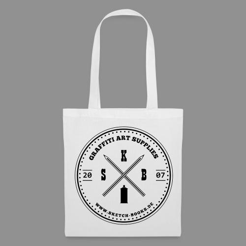 Sketch Books Logo (2 Farbig) - Stoffbeutel