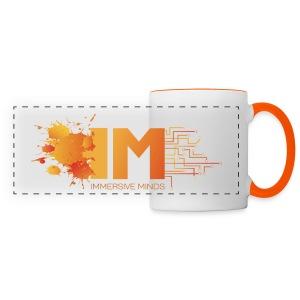 Immersive Mug - Wrapped Logo - Panoramic Mug