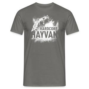 Herren T-Shirt Hayvan - Männer T-Shirt