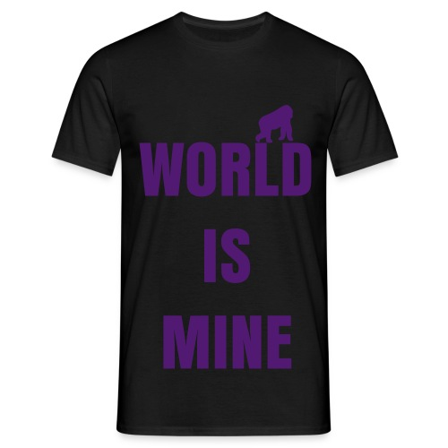 World is Mine collection 2010  - T-shirt Homme