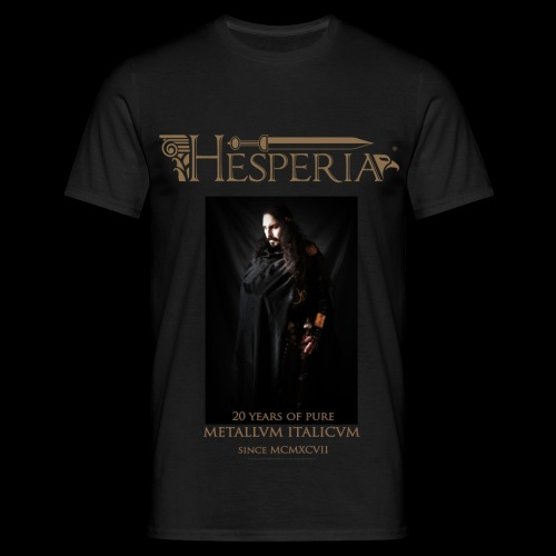HESPERIA-20th Anniversary (type 2) T-Shirt - Men's T-Shirt