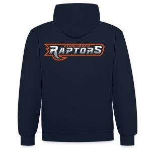 Full Logo Hoody Male - Contrast hoodie