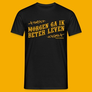 Heren T - Mannen T-shirt