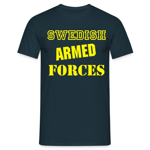 Swedish Armed Forces - T-shirt herr