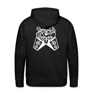 Sweat logo enceinte - Mannen Premium hoodie