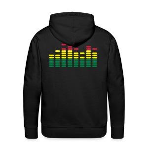 Sweat logo equalizer - Mannen Premium hoodie