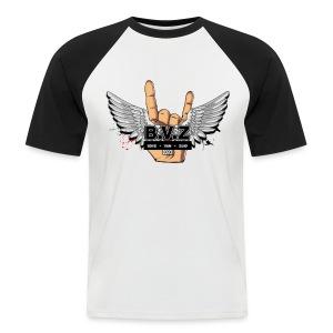 BoysVanZuid T-shirt Retro - Mannen baseballshirt korte mouw