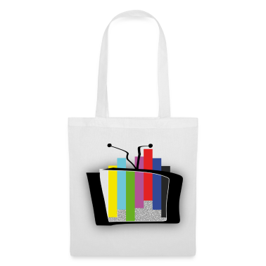 """Test Card Outbreak"" Tote Bag"