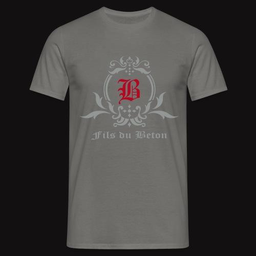 Fils du Beton  - T-shirt Homme