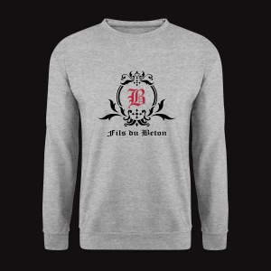 Fils du Beton  - Sweat-shirt Homme