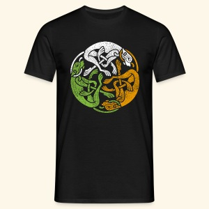 St. Patrick's Day Shirt Ireland Flag Celtic Dogs
