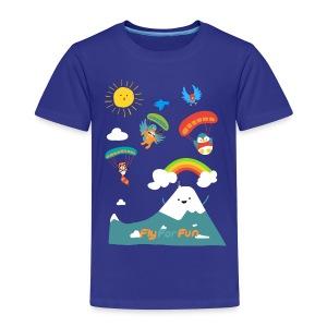 Kid's FFF Comic T-Shirt - Kinder Premium T-Shirt