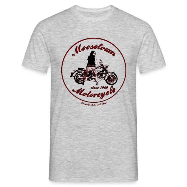 Moosetown Motorcycle hell | Biker Shirt