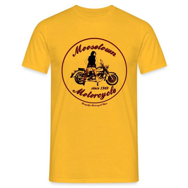Moosetown Motorcycle hell | Biker Shirt