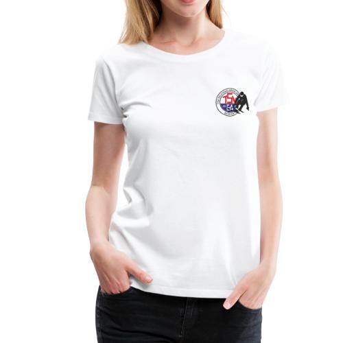 Damen Trainings-Shirt - Frauen Premium T-Shirt