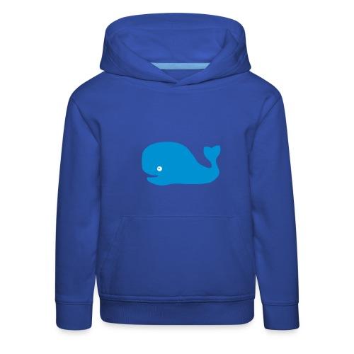 Wal-Kapuzenpulli - Kinder Premium Hoodie
