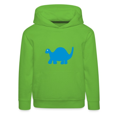 Elefanten-Kapuzenpulli - Kinder Premium Hoodie