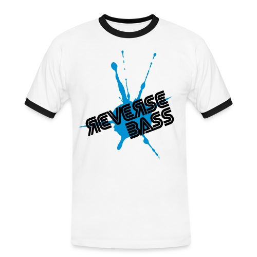 Camiseta reverse Bass - Camiseta contraste hombre