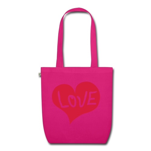 Earth Positive Tote Bage Love - EarthPositive Tote Bag
