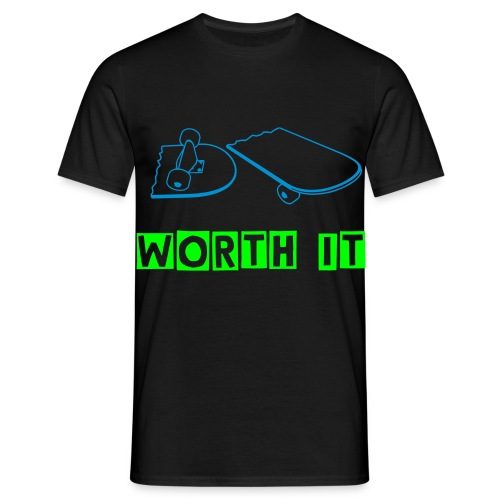 worth it tee - Men's T-Shirt
