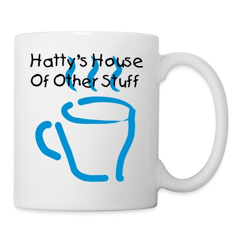 'Hatty's House of Other Stuff' Mug - Mug