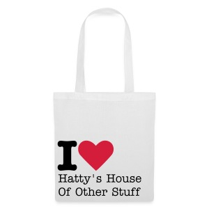 'I Love Hatty's House of Other Stuff' Tote Bag - Tote Bag