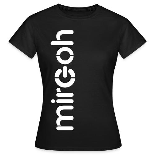 Basic Black - Women - Frauen T-Shirt