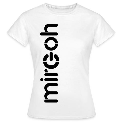 Basic White - Women - Frauen T-Shirt
