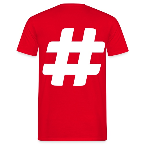 GToutKon Dos - T-shirt Homme
