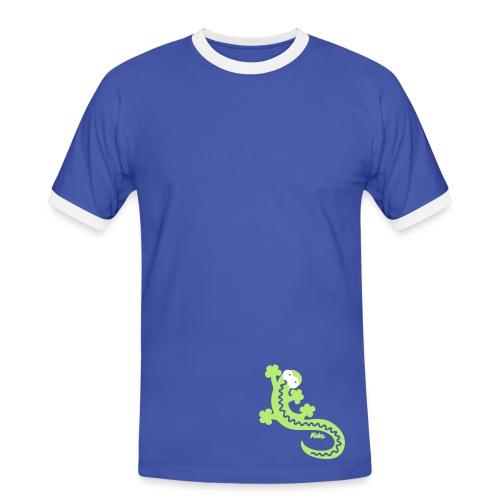 Gecko - Men's Ringer Shirt