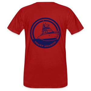 Men's Earth Positive Organic T-shirt Coast Guards - Men's Organic T-shirt