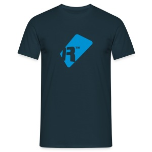 Men's T-Shirt - Blue Renoise Tag - Men's T-Shirt