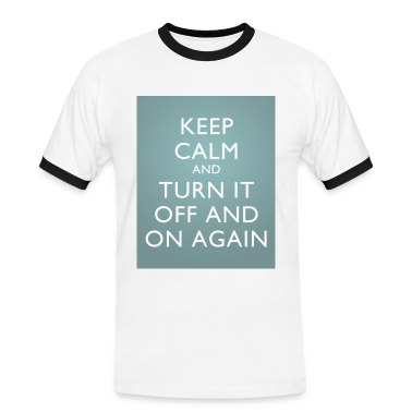 Keep Calm and TIOAOA (T-shirt for Men)
