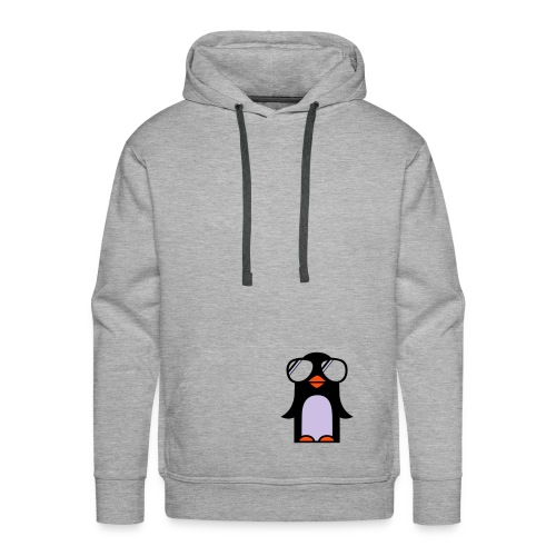 penguin - Herre Premium hættetrøje