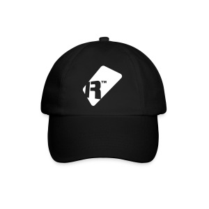 Baseball Cap - White Renoise Tag - Baseball Cap