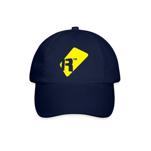 Baseball Cap - Yellow Renoise Tag - Baseball Cap