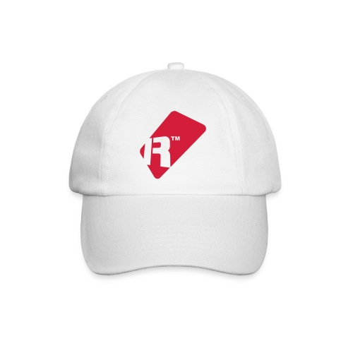 Baseball Cap - Red Renoise Tag - Baseball Cap