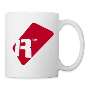 Mug - Red Renoise Tag - Mug