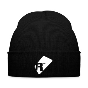 Winter Hat - White Renoise Tag - Winter Hat