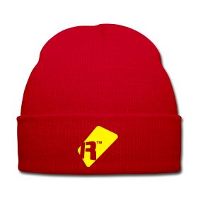 Winter Hat - Yellow Renoise Tag ~ 84