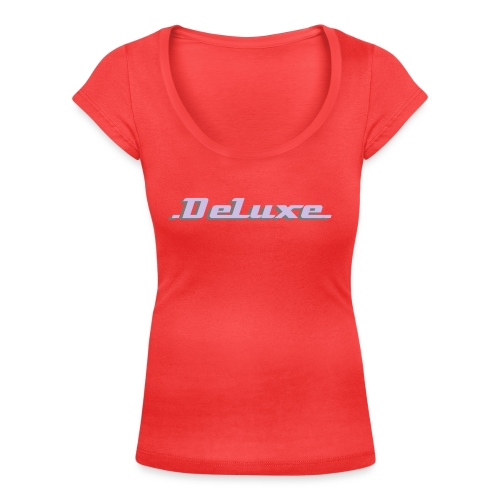 .DeLuxe Fille Relief. - T-shirt col U Femme