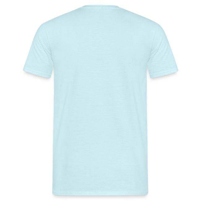 """Men's  Neon T-shirt """"kiss my ass"""""""