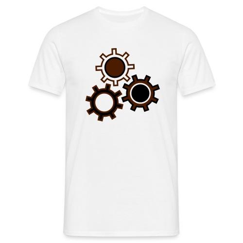 Gears - Men's T-Shirt