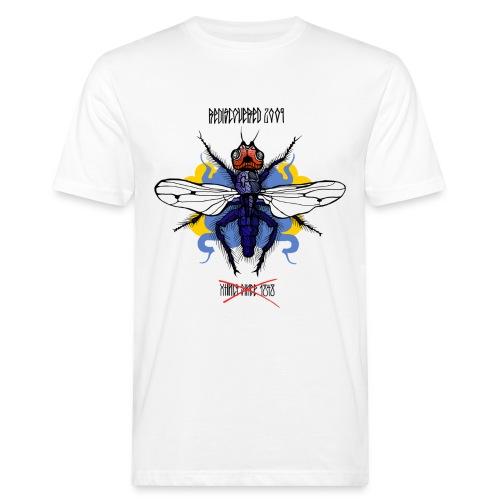 casiegraphics Linsenfliege - Männer Bio-T-Shirt