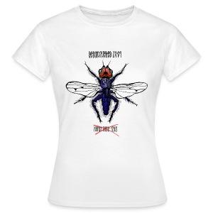 casiegraphics Linsenfliege - Frauen T-Shirt