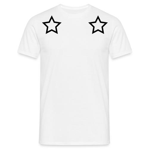 Sterretjes t-shirt - Mannen T-shirt
