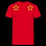 T-shirts ~ Mannen T-shirt ~ Sterretjes t-shirt