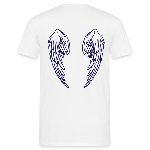 C&C Wings - T-shirt herr