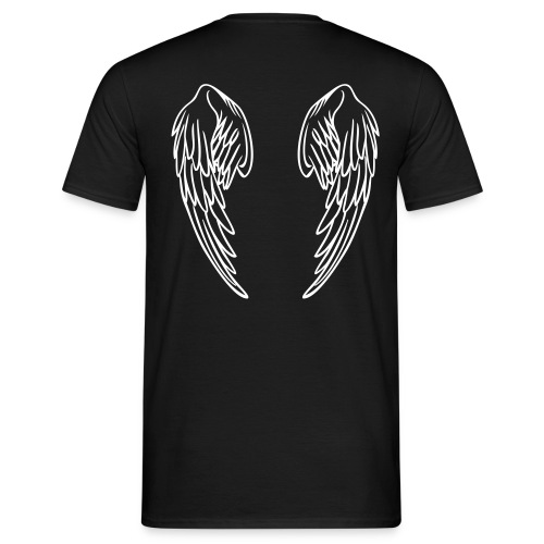 Wings - Herre-T-shirt